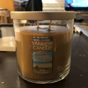 "Yankee Candle ""Sun and Sand"" - Never Used!"